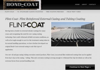 Bond-Coat, Inc - Oilfield Website