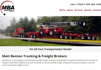 Matt Benton Agency LP - Trucking and Transportation